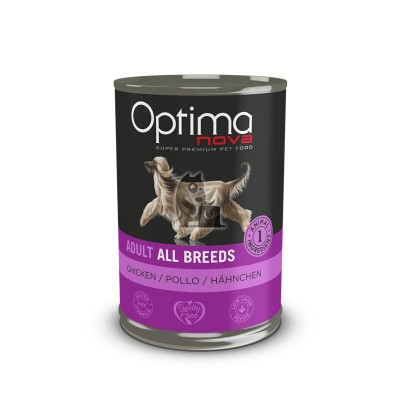 Optima Nova Wet Adult Galinha