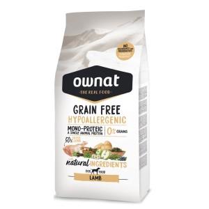 Ownat Grain Free Hypoallergenic Lamb
