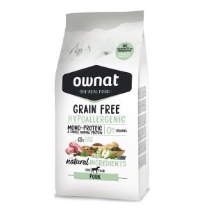 Ownat Grain Free Hypoallergenic Pork