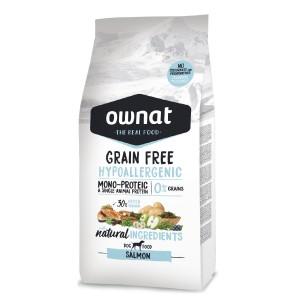 Ownat Grain Free Hypoallergenic Salmon