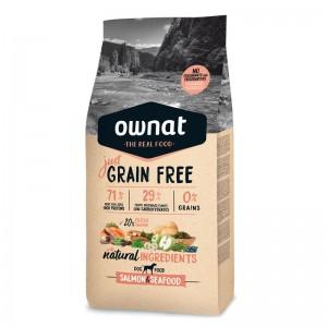 Ownat Just Grain Free Salmon