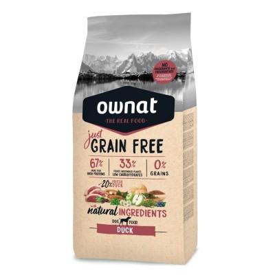 Ownat Just Grain Free Duck