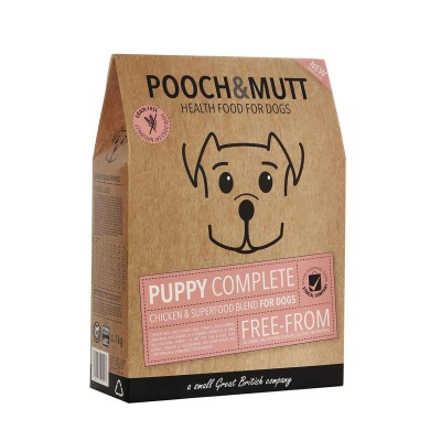 Pooch Mutt Superfoods Puppy