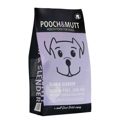 Pooch Mutt Slim & Slender