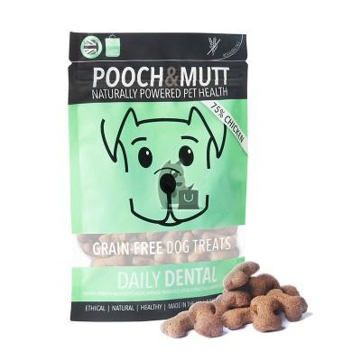 Pooch Mutt Snacks Daily Dental