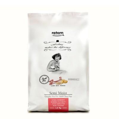 Retorn Semi-Húmido Natural Borrego