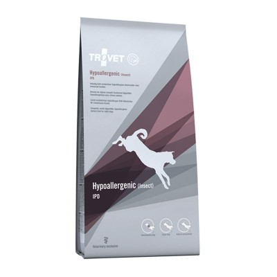 Trovet IPD Hypoallergenic Insect