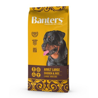 Banters Adult Large Breed Chicken&Rice