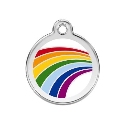Red Dingo Medalha Arco Irís