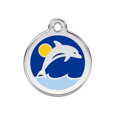 Red Dingo Medalha Golfinho