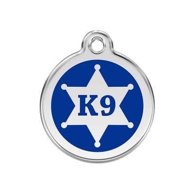 Red Dingo Medalha K9