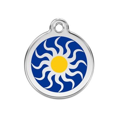 Red Dingo Medalha Sol tribal