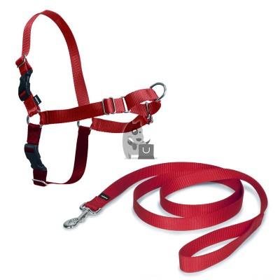 Peitoral Easy Walk vermelho