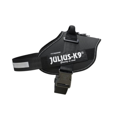 Julius K9 peitoral IDC preto