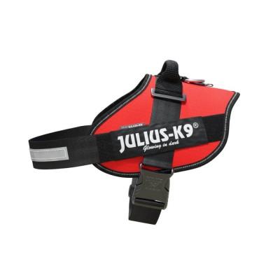 Julius K9 peitoral IDC vermelho