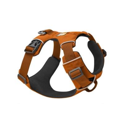 Ruffwear Peitoral Front Range Laranja Campfire Orange