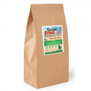 Loja do Cão Grain Free Borrego com Batata Doce e Menta