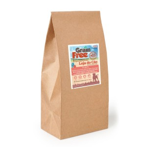 Loja do Cão Grain Free Truta com Salmão, Batata Doce e Espargos