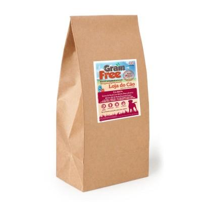 Loja do Cão Grain Free Veado com Batata Doce e Amoras