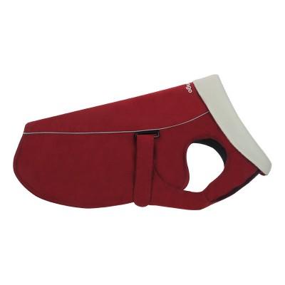 Red Dingo Perfect-Fit Casaco impermeável vermelho