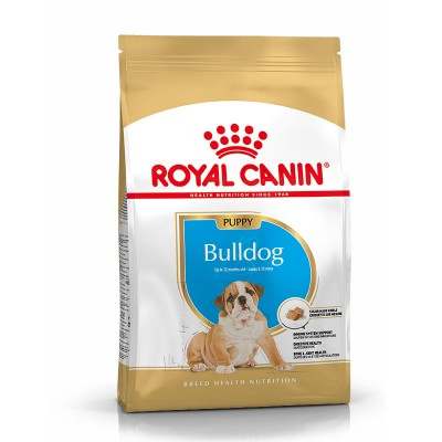 Royal Canin Seca Bulldog Puppy