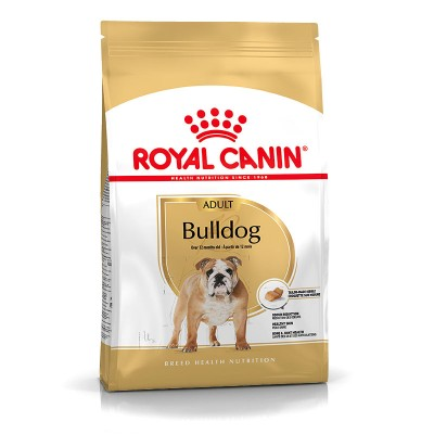 Royal Canin Seca Bulldog Adulto