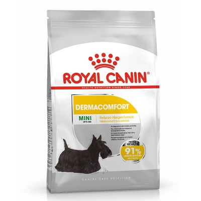 Royal Canin Seca Mini Dermacomfort