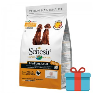 Schesir Cão Medium Breed Frango