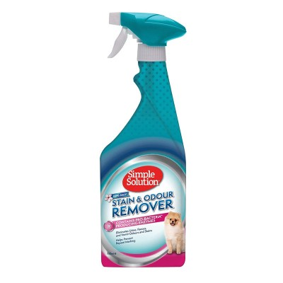 Simple Solution Spray Removedor de Manchas e Odores ODOR Spring Breeze