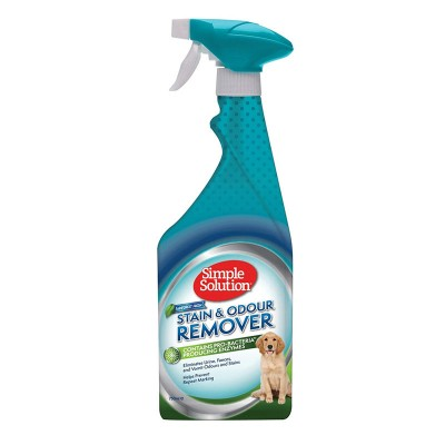 Simple Solution Spray Removedor de Manchas e Odores ODOR RainForest Fresh