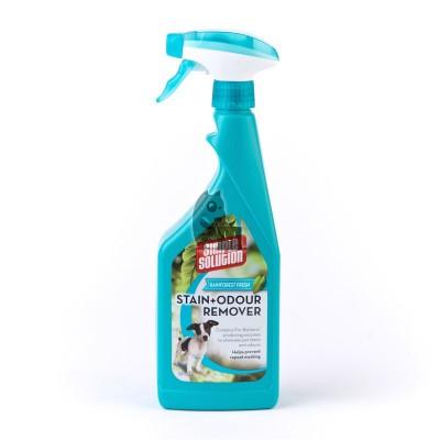 Simple Solution Spray Removedor de Manchas e Odores ODOR RainForest Fresh