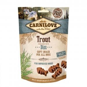 Carnilove Dog Soft Snack Trout & Dill