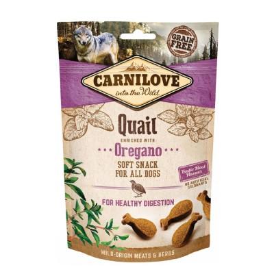Carnilove Dog Soft Snack Quail & Oregano