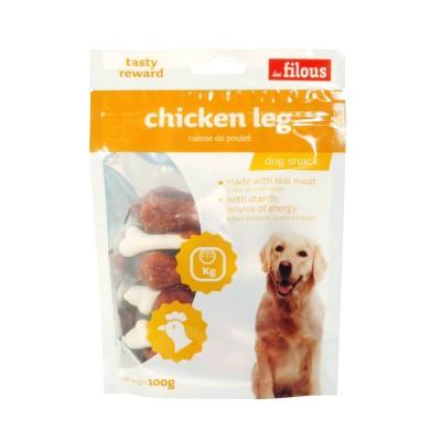 Les Filous Chicken Leg snack