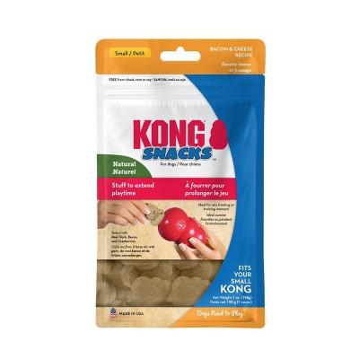 Kong Stuff biscoitos bacon e queijo