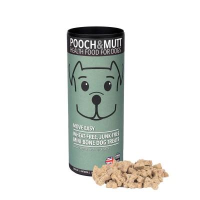 Pooch Mutt Snacks Move Easy