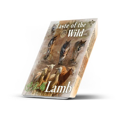 Taste of the Wild Lamb Terrina
