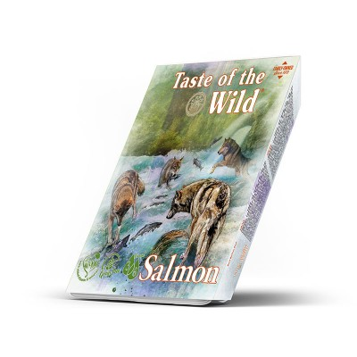 Taste of the Wild Salmon Terrina