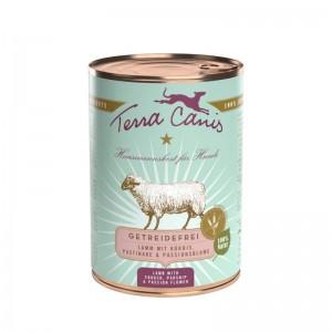 Terra Canis Grain Free Cordeiro com Abóbora, Pastinaga e Passiflora