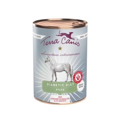 Terra Canis Ali-Vet Diabético Cavalo