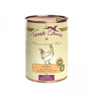 Terra Canis Classic Frango com Tomate, Amaranto e Manjericão