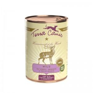 Terra Canis Classic Veado com Abóbora, Amaranto e Arando