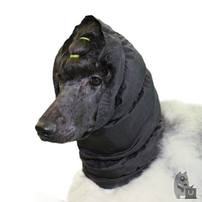 Show Tech Snood Black protector de orelhas