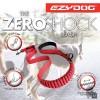 Ezydog trela Zero Shock 48 vermelha