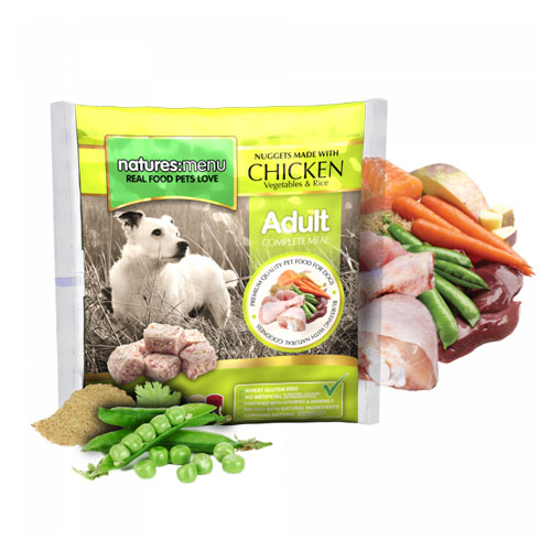 Natures Menu Original Raw Nuggets Chicken